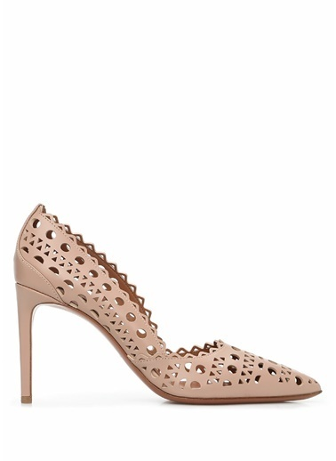 Alaia Ayakkabı Bej